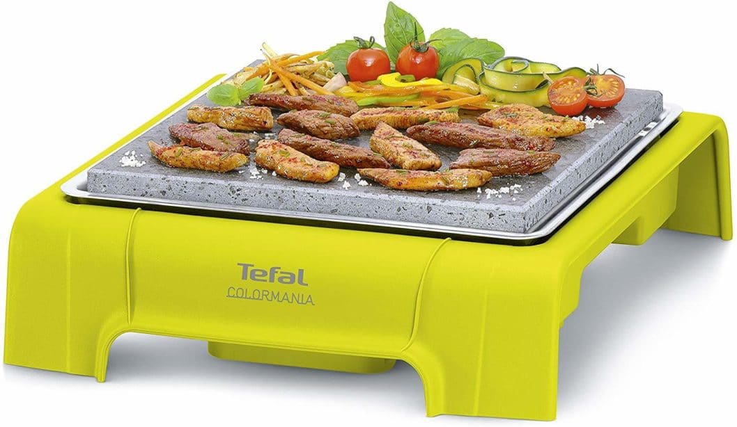 Pierrade Tefal Compact Colormania