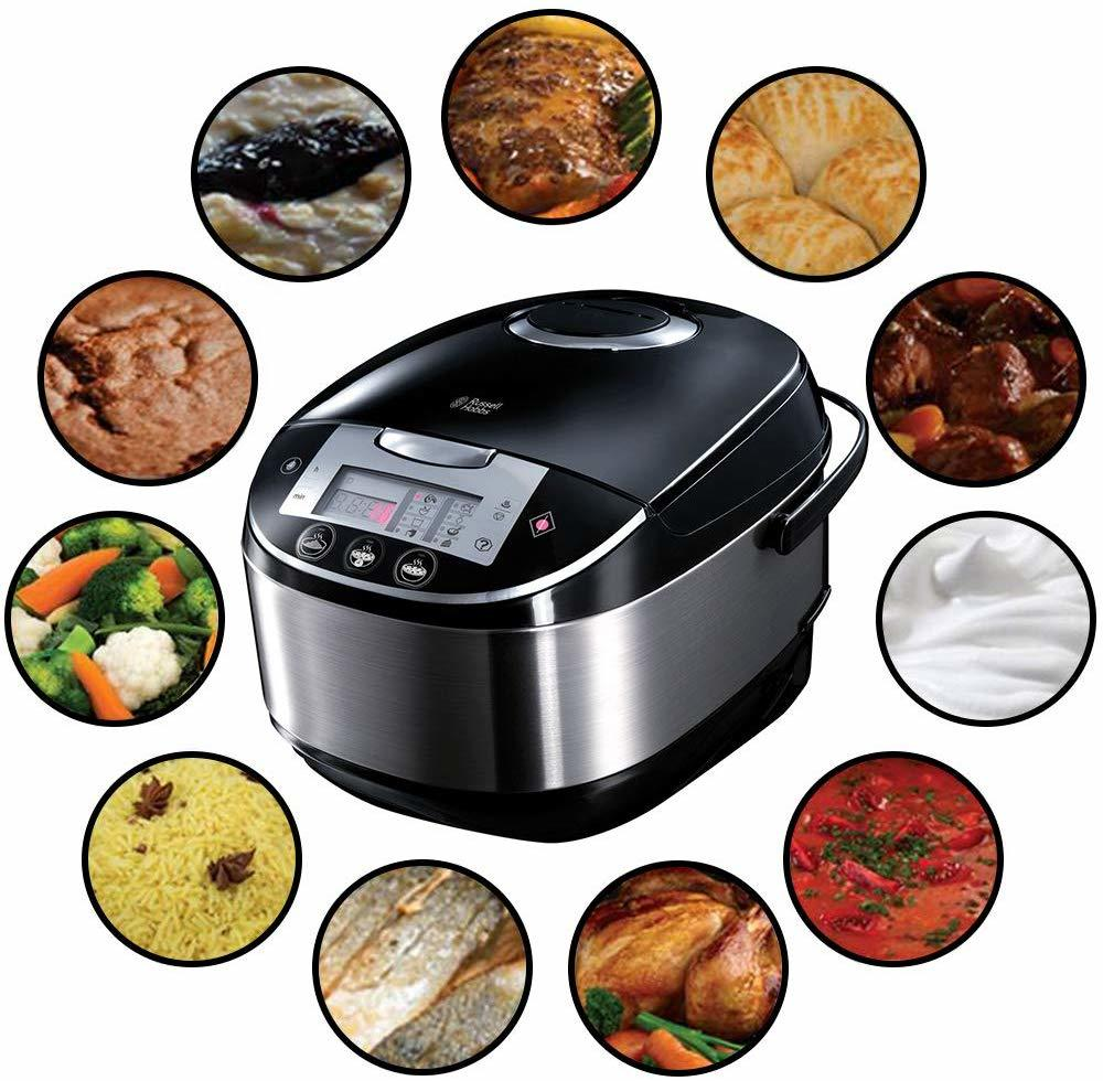 Russell Hobbs 21850-56 Multicooker Cook, Home, 11 Programmes de cuisson