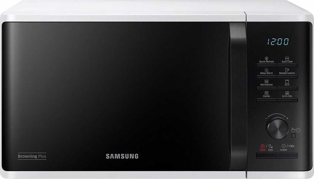 Samsung Four Micro-ondes mg23 27 programmes automatiques
